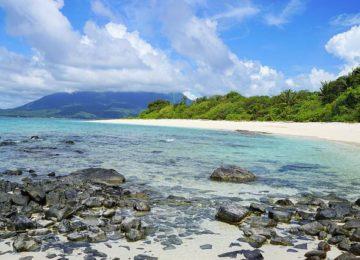Оn a deserted island