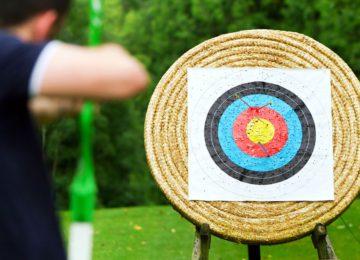 Archery achievements